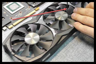 Как ускорить кулер на видеокарте?