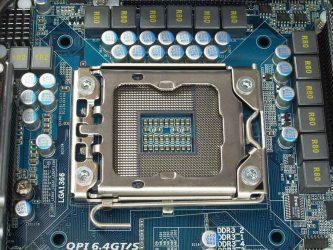 Что такое socket процессора?