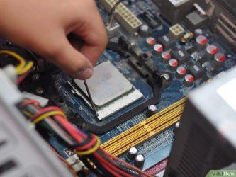 Как достать процессор из материнской платы?